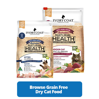 Ivory Coat Grain Free Cat Dry Food
