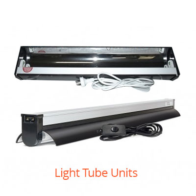 T5 & T8 Light Tube Units