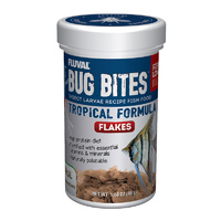 Fluval Bug Bites Tropical Flake 45g