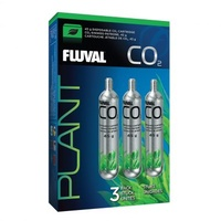 Fluval Disposable Co2 Cartridges 45g (3 Pack)