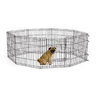 Life Stages Wire Playpen 24""