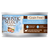 Holistic Select Cat Can Ocean 85g