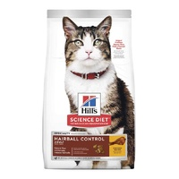 Hills Cat Hairball Control Adult 1-6 2kg
