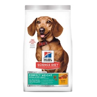 Hills Dog Perfect Weight Small & Mini Breed 1.8kg