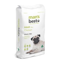 Man's Best Adult Grain Free Chicken 12kg