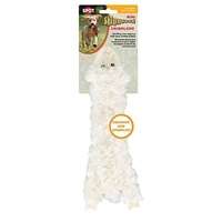Dog Toy Plush Crinkler Lamb 36cm/14""
