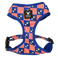 Soapy Moose Adjustable Harness Hello Sailor Small