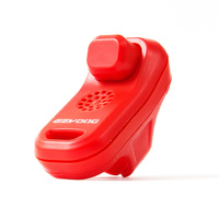 Ezy Dog Training Clicker Command Red