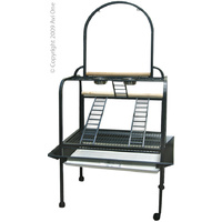 PA12 Parrot Deluxe Bird Stand