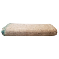 Replacement Hessian Cover Large (Green Stripe)