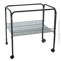 Cage Stand W/Wheels (Suit Exercise Cage 60cm) AviOne