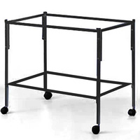 Stand with Wheels (Suit Exercise Cage 60cm) Black