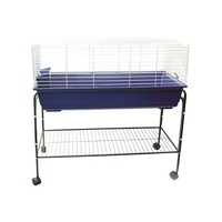 Guinea Pig Cage 120x59x50cm with Stand Allpet