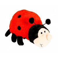 Dog Plush Toy Lindy Ladybug Small