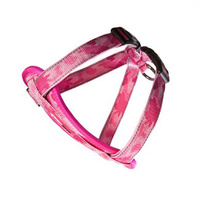 Ezy Dog Harness Camo Pink Extra Small