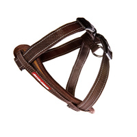 Harness EzyDog Chocolate Extra Large