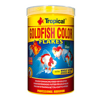 Tropical Goldfish Color Flakes 100g