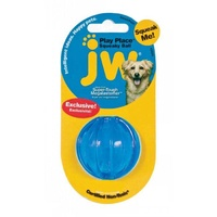 Rubber Squeaky Ball Small