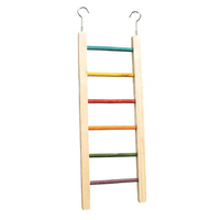 Ladder 6 Steps 33cm Coloured