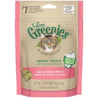 Greenies for Cats Savoury Salmon 71g