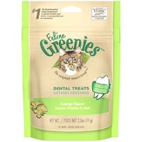 Greenies for Cats Catnip Flavour 71g