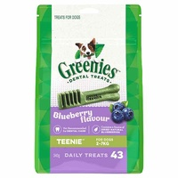 Greenies for Dogs Blueberry Teenie 340g