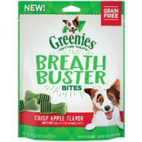Greenies Breath Busters Apple 156g