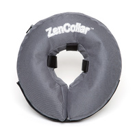 ZenPet Pro Collar Inflatable Recovery Medium