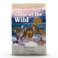 Taste of the Wild Dog Wetlands 2kg