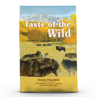Taste of the Wild Dog High Prairie 2kg