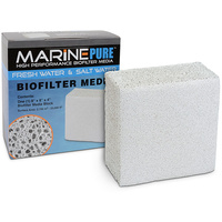 MarinePure Biofilter Media 8x8x4 Block