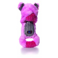 Dog Toy Plush Peek-A-Boos Pig