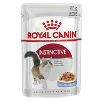Royal Canin Cat Instinctive Jelly Pouch 85g