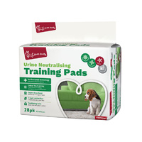 Puppy Training Pads Anti Bacterial 28s Yours Drooly