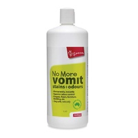 'No More' Vomit Stains & Odours 1L