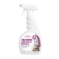 'No More' Litterbox Odours 750ml