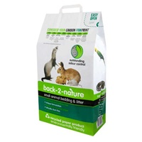 Litter Back 2 Nature Bedding 10L for Small Pets
