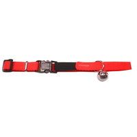 Collar Cat Varco Adjustable Nylon Red