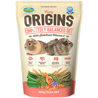Cavy Origins Guinea Pig Food 350g