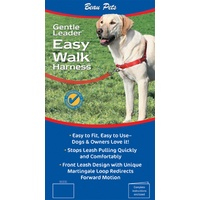 Harness Easy Walk  Med/Lge Black