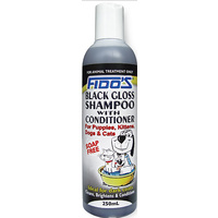 Fido Black Gloss Shampoo & Conditioner 250ml