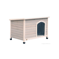 Bavarian Dog Kennel Timber Small