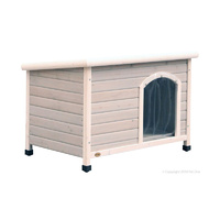 Bavarian Dog Kennel Timber Medium