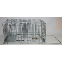 Rat Trap for Aviary - Funnel Style