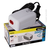 Air Pump Stellar 200D Advance Double
