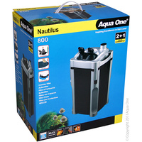 Canister Filter Nautilus 800