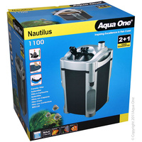 Canister Filter Nautilus 1100