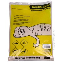Reptile One Substrate Ultra Fine Sand 5kg