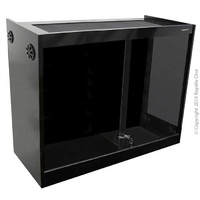 Reptile One Vivarium S2M-12612 Black