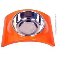 Bowl Melamine SS SlimStyle Orange Small